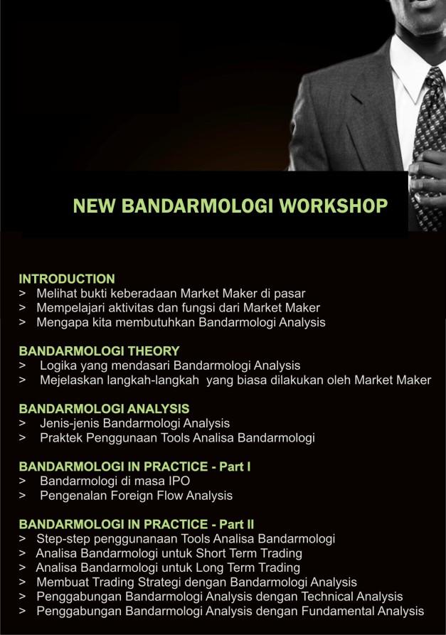 New Bandarmology WS  - MAter