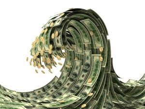 MoneyTidalWave